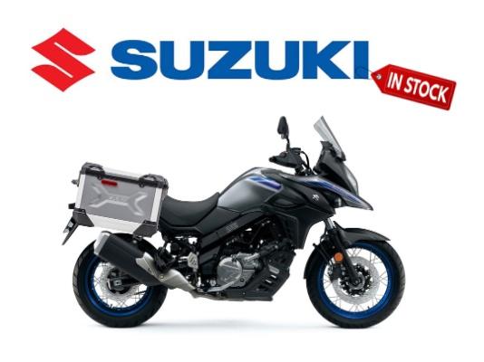 Suzuki V STROM 650 X (ABS) * KIT AVENTURE 2021 - DL650XAMM1 * KIT AVENTURE