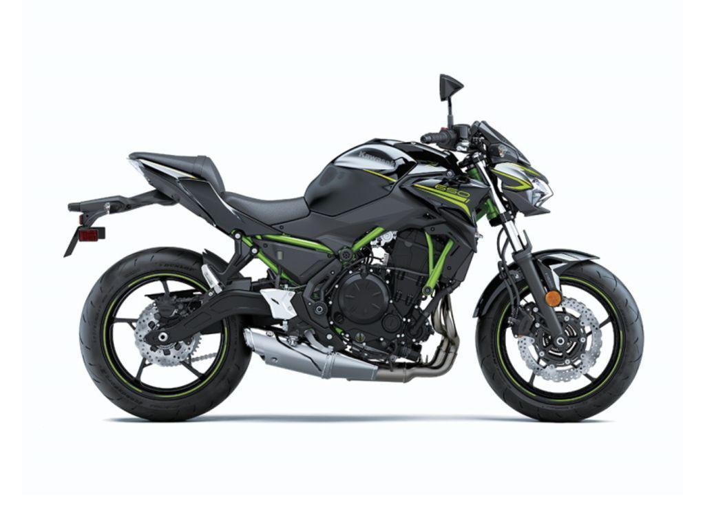 2020 Kawasaki Z650 ABS SE