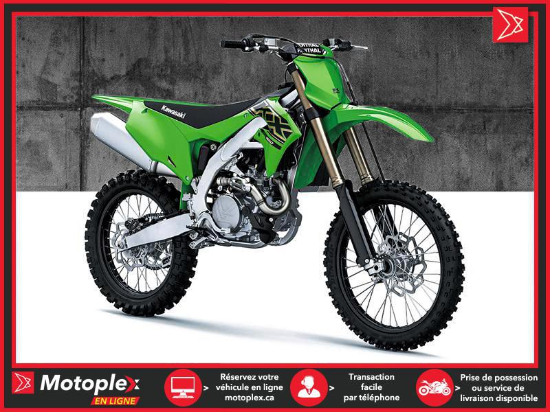 2021 Kawasaki KX450 KX 450