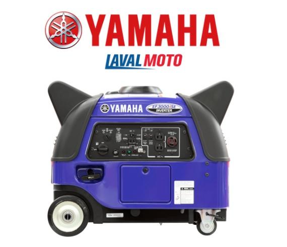 Yamaha EF3000ISE 2020 - * 25.00 sem.