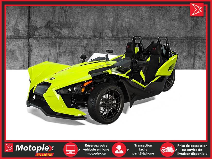 2021 Polaris SLINGSHOT R  AutoDrive Limited edition