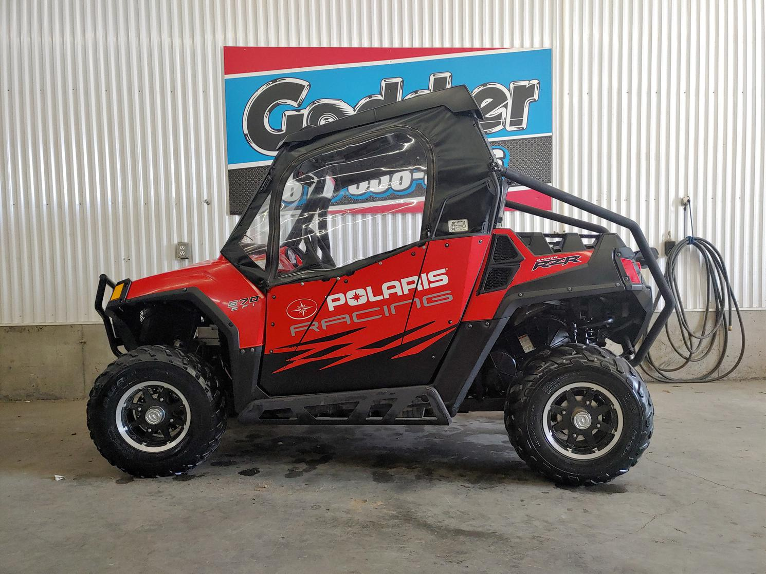 2012 Polaris Ranger RZR 570