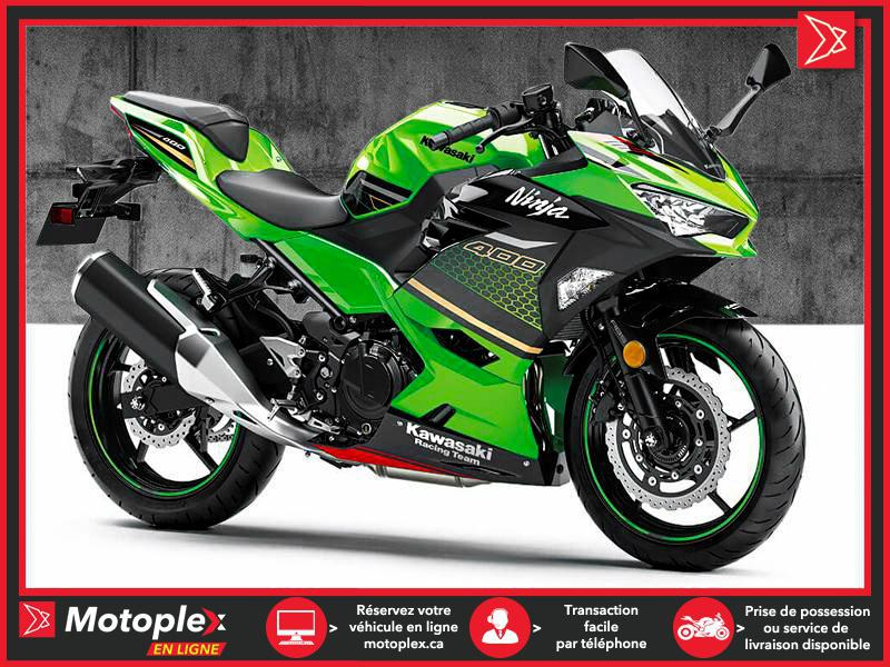 Kawasaki NINJA 400 ABS (KRT) 2020