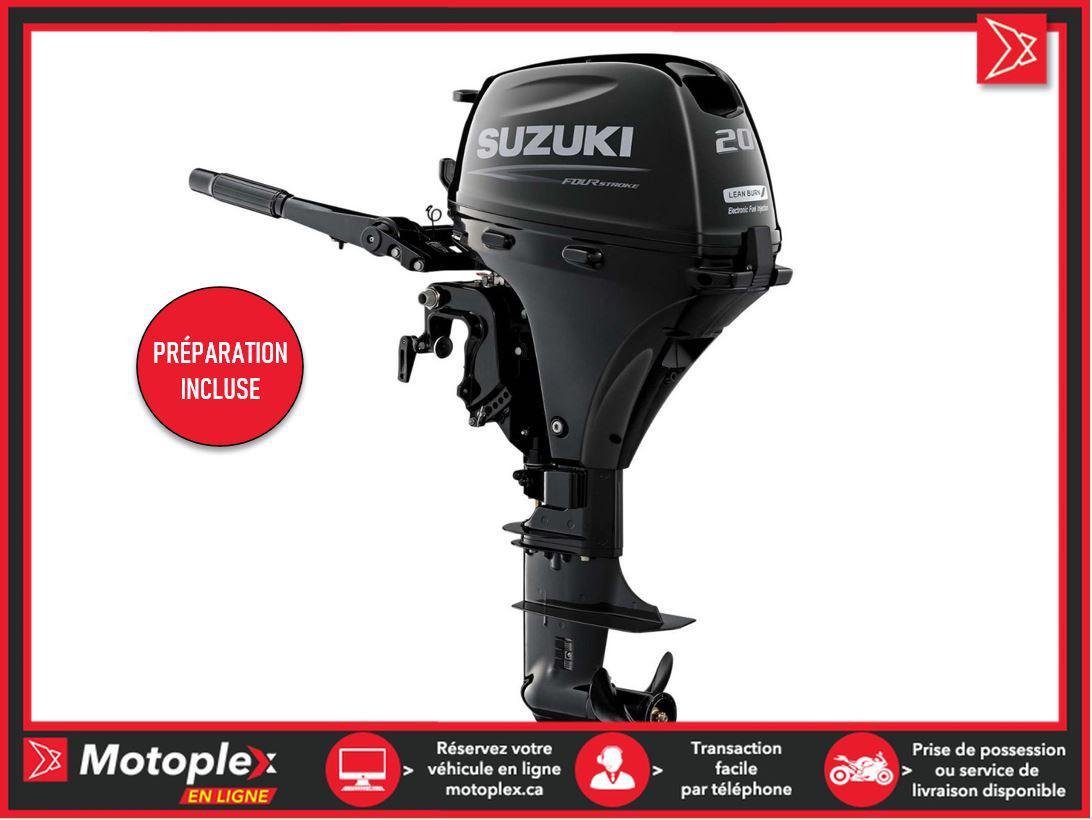 Suzuki DF20A 2021