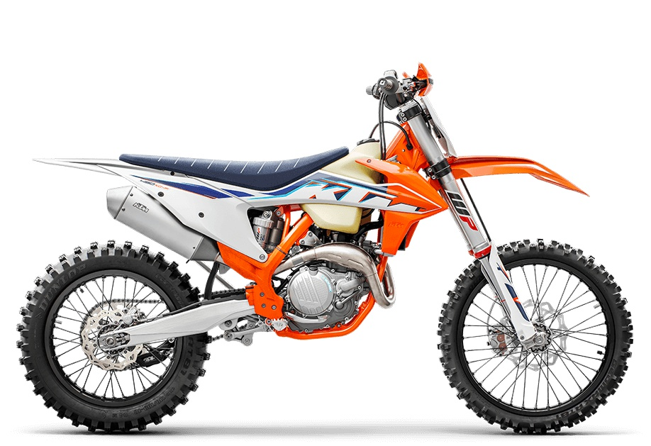 2022 KTM 450 XC-F Frais inclus+Taxes