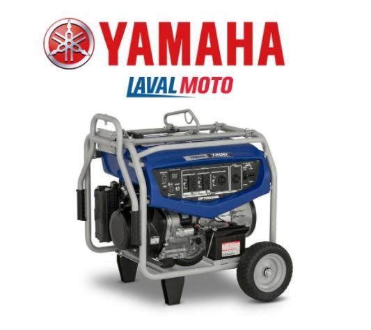 Yamaha EF7200DE 2020 - * 19.00 SEM.