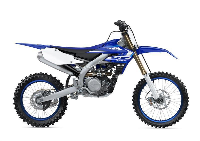 Yamaha YZ450F 2020 - NEUF/NEW