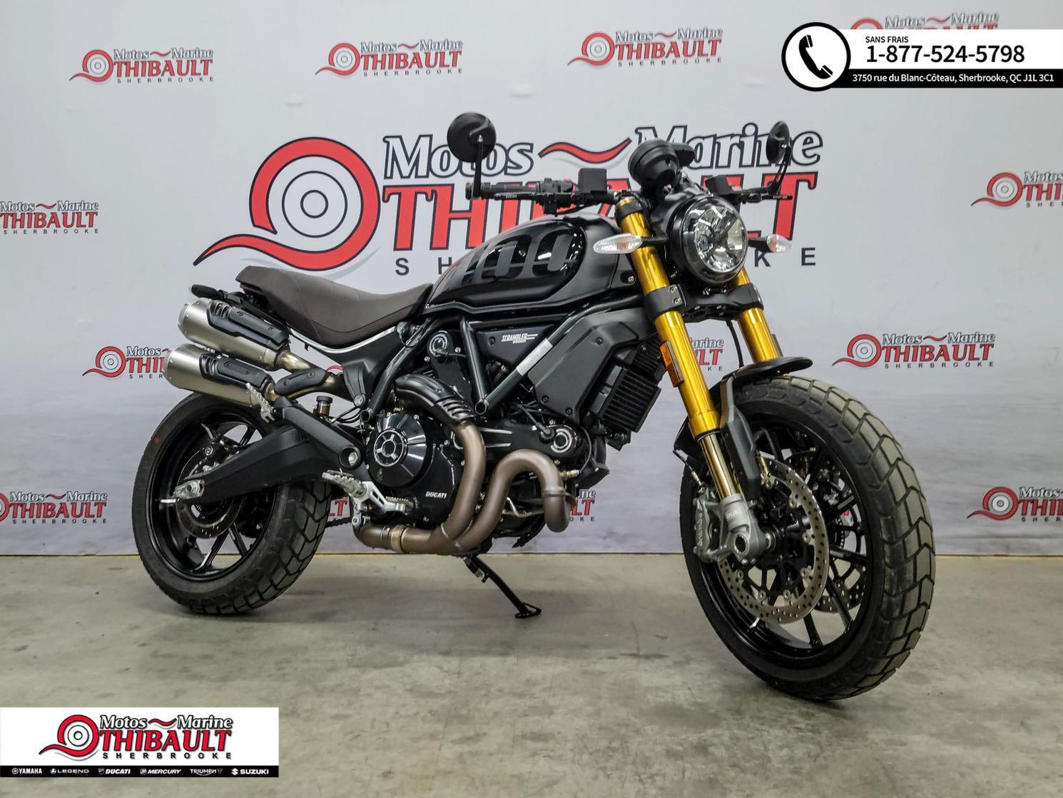 Ducati Scrambler 1100 - Sport PRO 2020