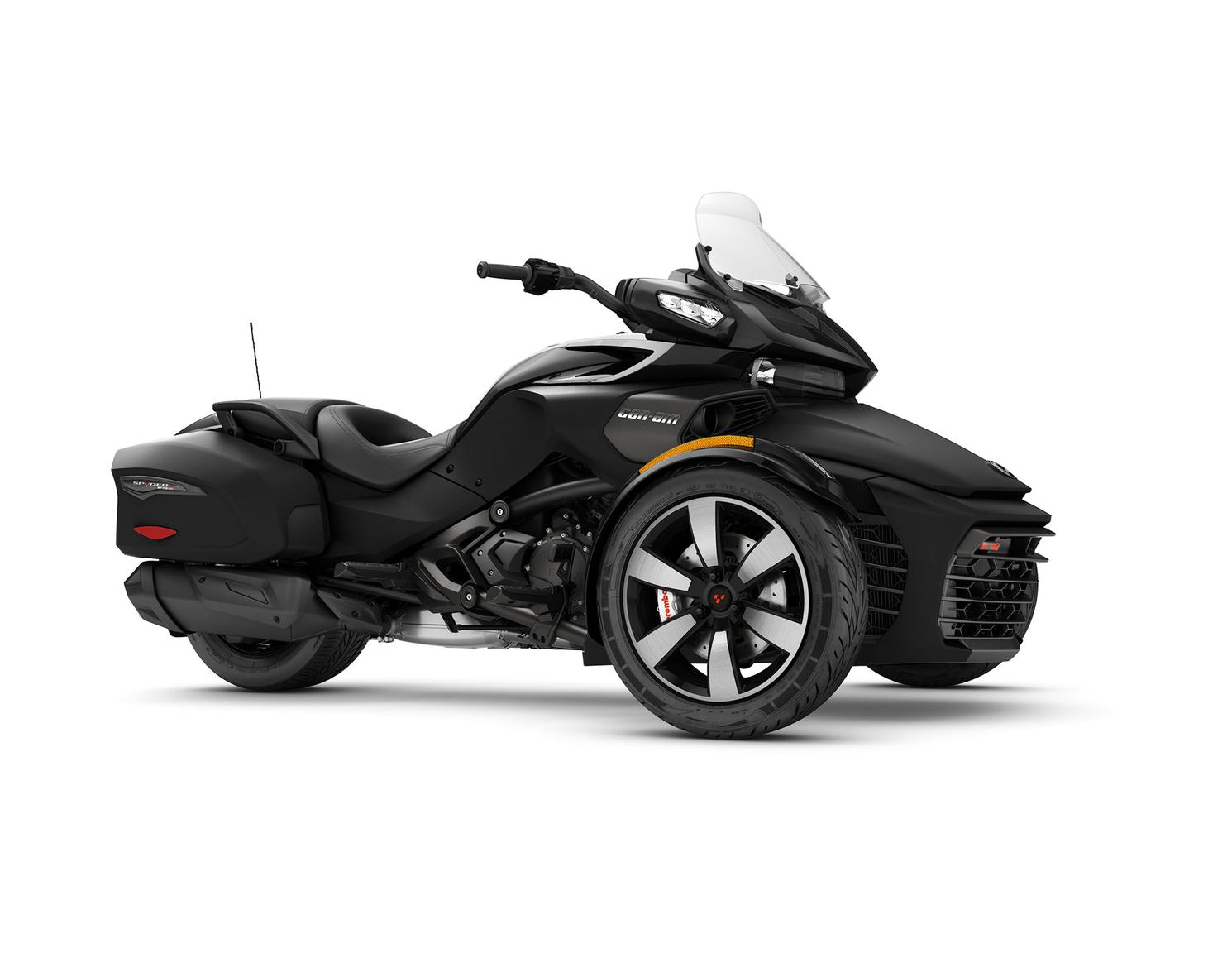 2017 Can-Am ATV boat for sale, model of the boat is CAN-AM SPYDER F3 T & Image # 4 of 4