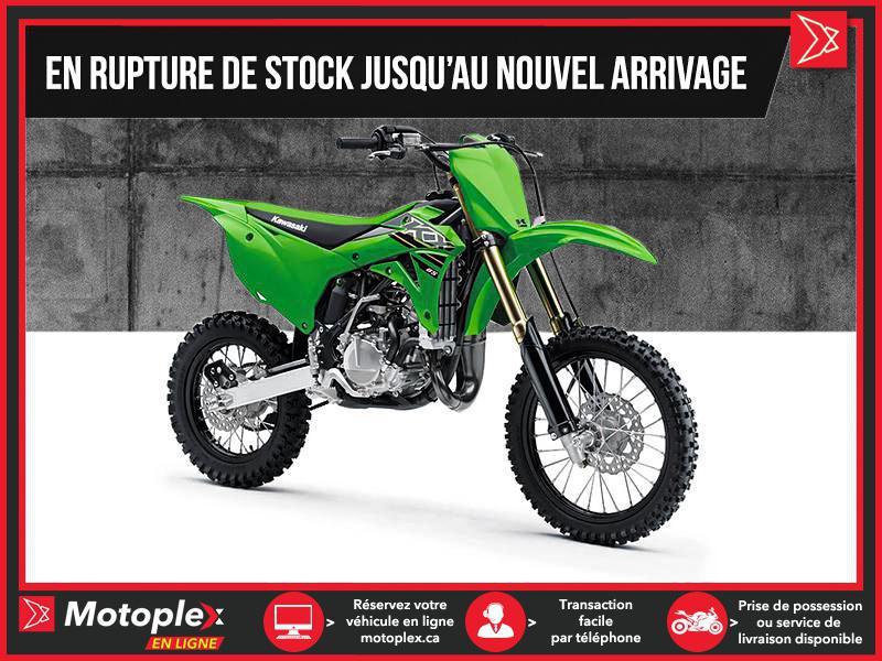 2021 Kawasaki KX85 KX 85 - 2021