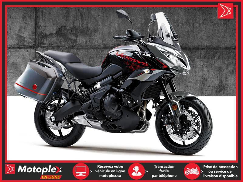Kawasaki VERSYS 650 ABS LT 2021 2021