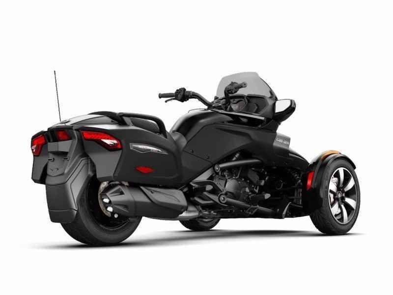 2017 Can-Am ATV boat for sale, model of the boat is CAN-AM SPYDER F3 T & Image # 3 of 4