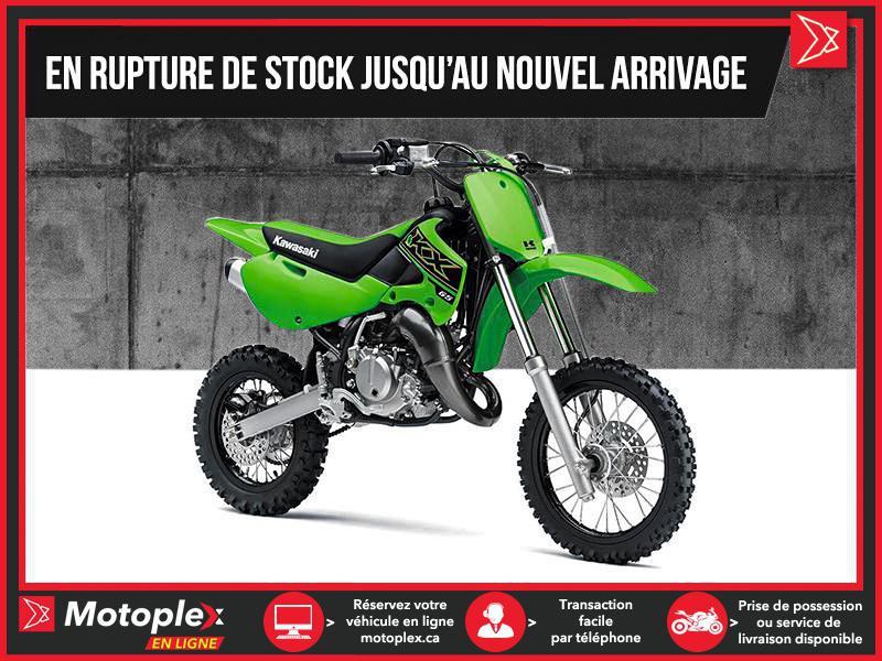 2021 Kawasaki KX65 KX 65 2021