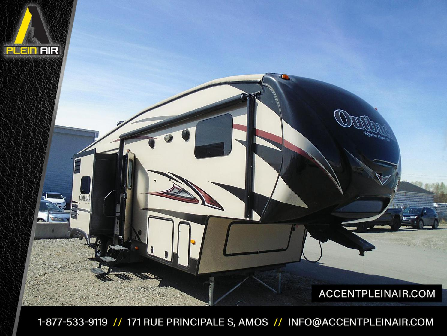 2015 Keystone RV OUTBACK 302FB