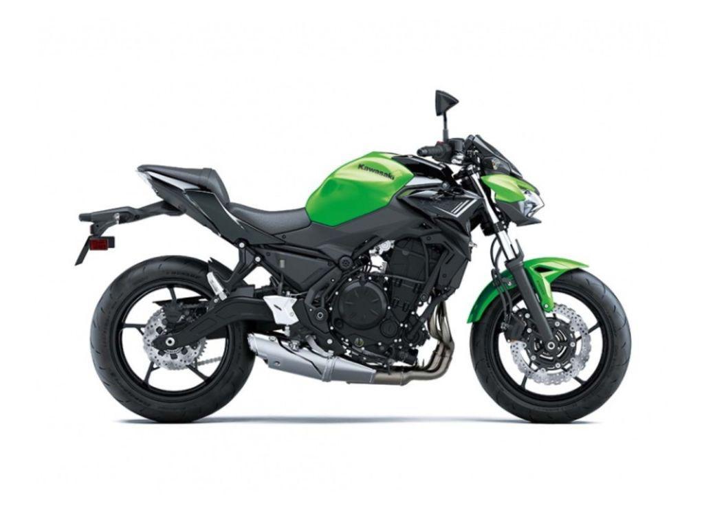 2020 Kawasaki Z650 ABS