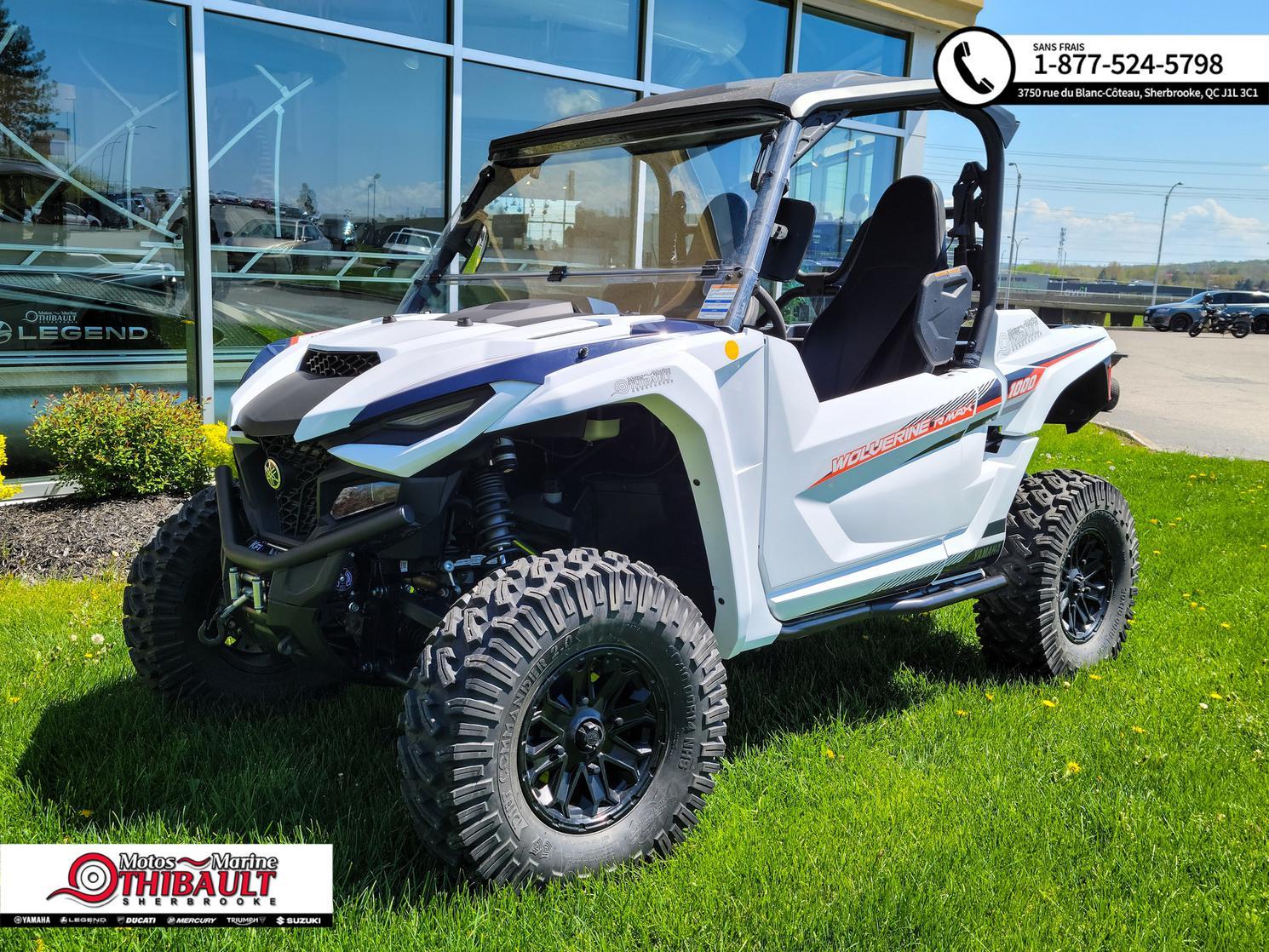 Yamaha RMAX 2021