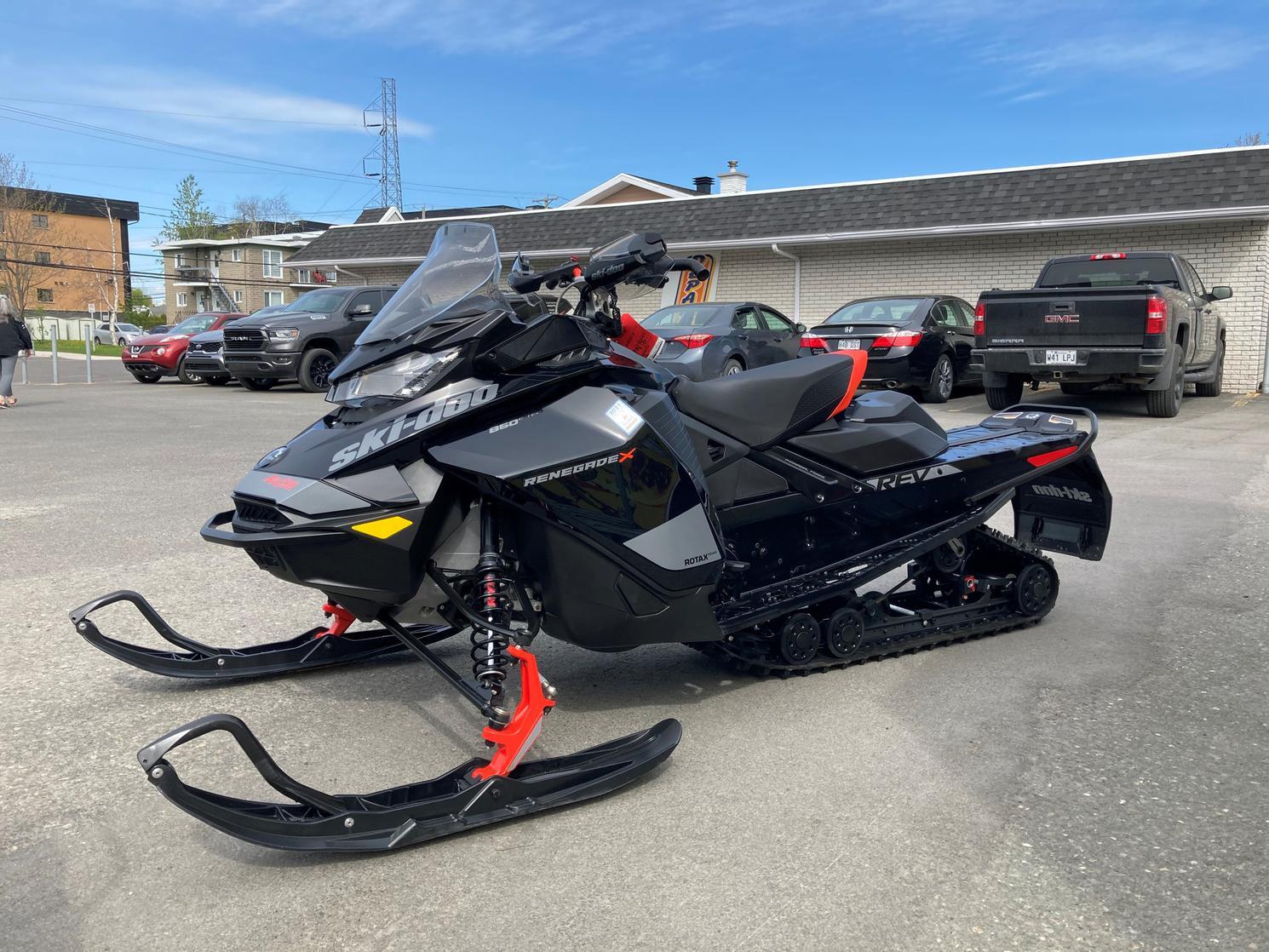 Ski-Doo RENEGADE X 850 2020