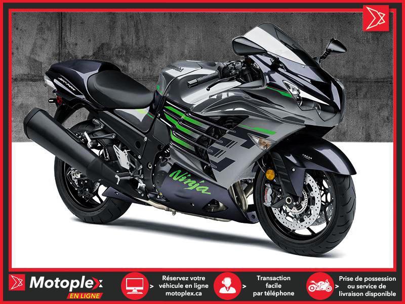 Kawasaki Ninja ZX-14R ABS 2021 2021