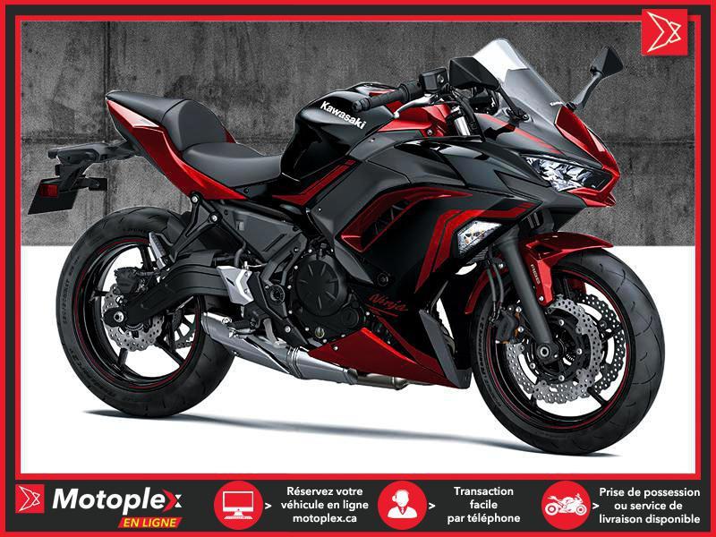 Kawasaki NINJA 650 ABS SE (SPÉCIALE ÉDITION) 2021 2021