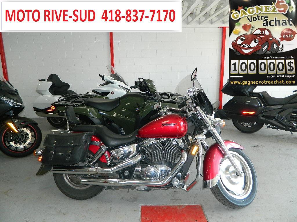 2002 Honda VT 1100 C2
