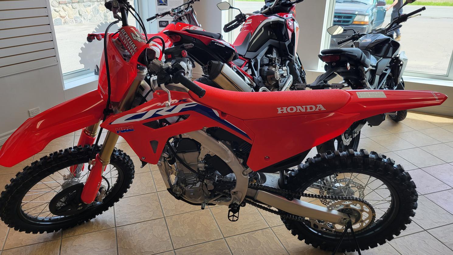 Honda CRF450R 2022 - Crf450rn