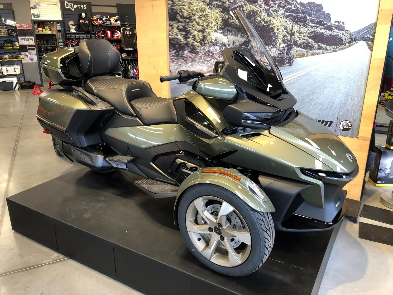Can-Am Sea to Sky 2021