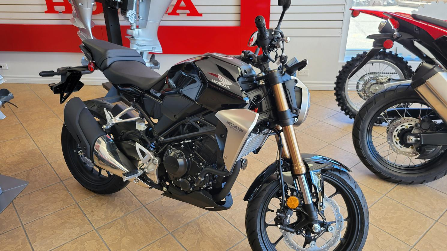 Honda CB300 2021 - CB300RAM