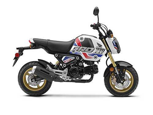 Honda MSX 125 , ABS 2022 - GROM