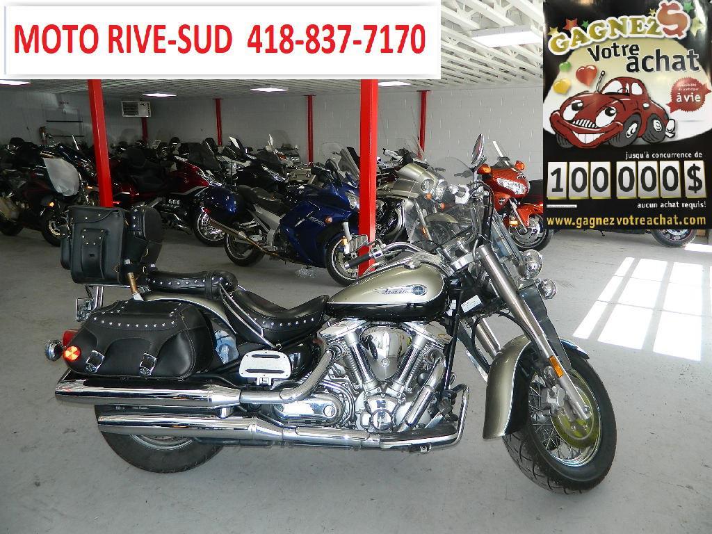 Yamaha XV 1600 2000