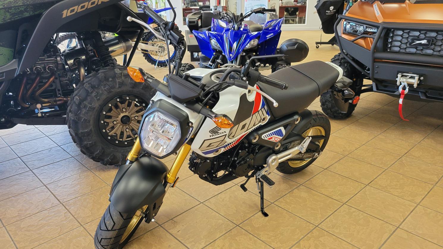 Honda GROM 2022 - MSX125AN