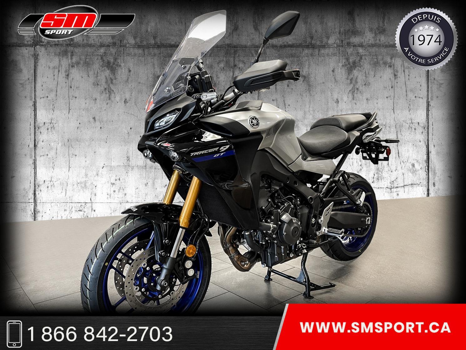 2021 Yamaha TRACER 900 GT - NOUVE MODELE 2021 - DEMO