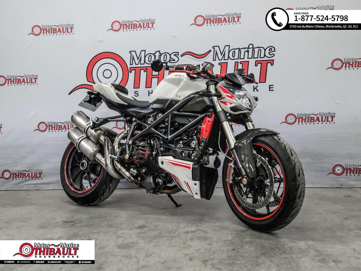 2010 Ducati Streetfighter F 1098
