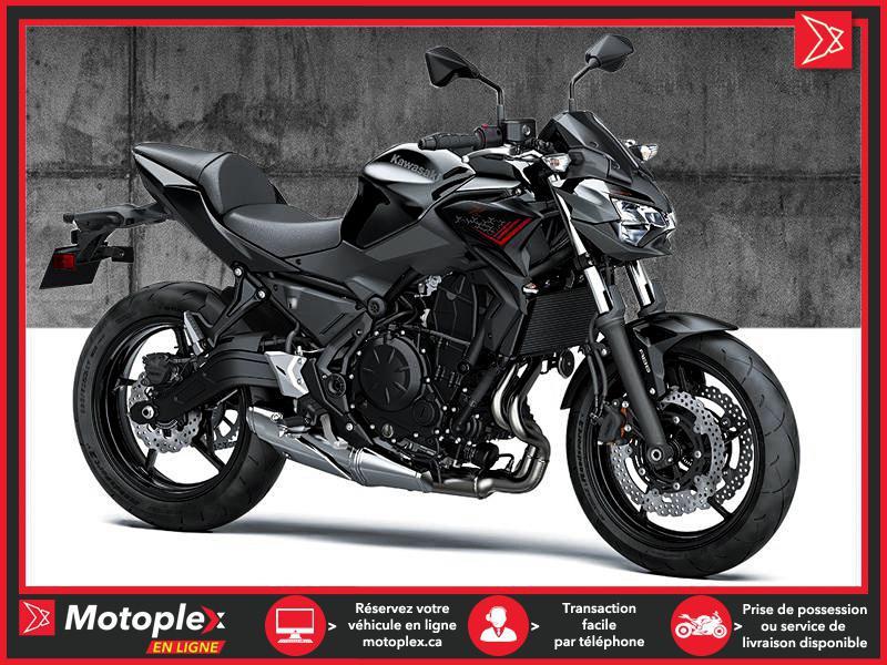 2021 Kawasaki Z650 ABS 2021