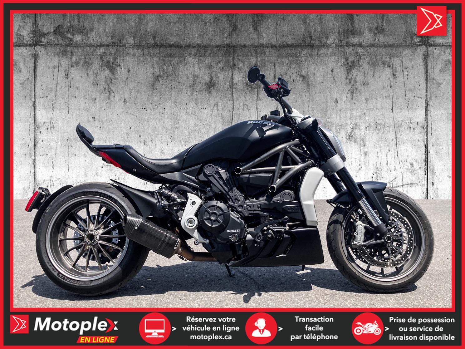 2016 Ducati X DIAVEL 57$/SEMAINE