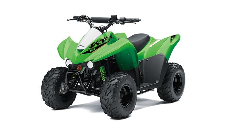 2022 Kawasaki KFX50 Frais inclus+Taxes