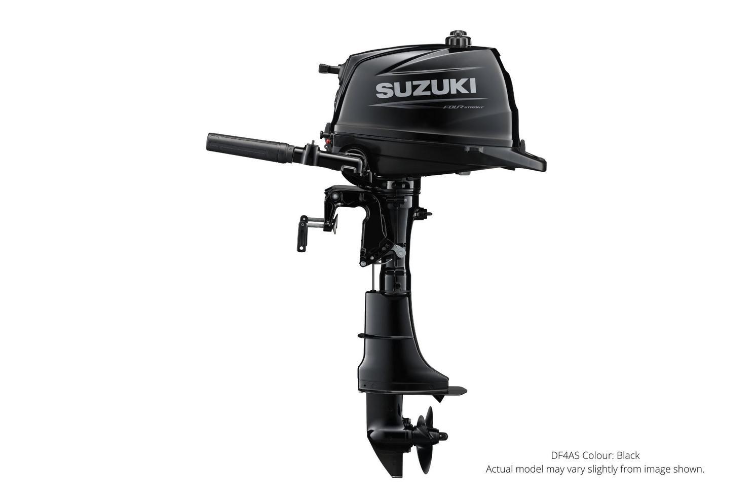 Suzuki DF4S 2021
