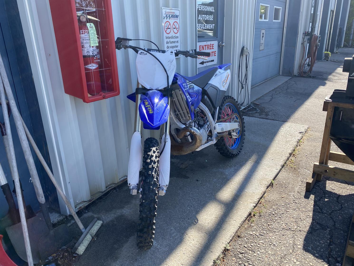 Yamaha Yz 250 2019