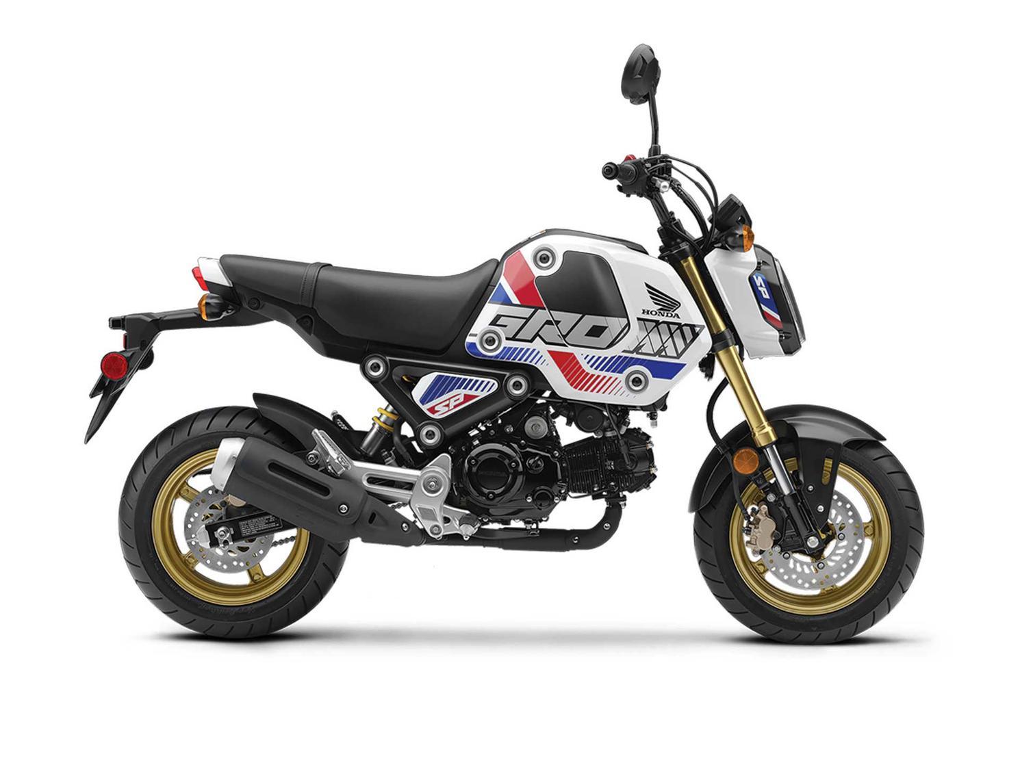 Honda grom 2022 - msx125n