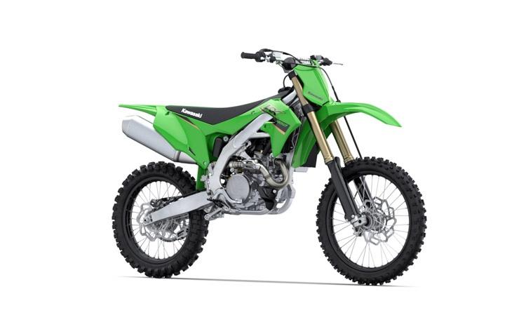 2022 Kawasaki KX450 Frais inclus+Taxes