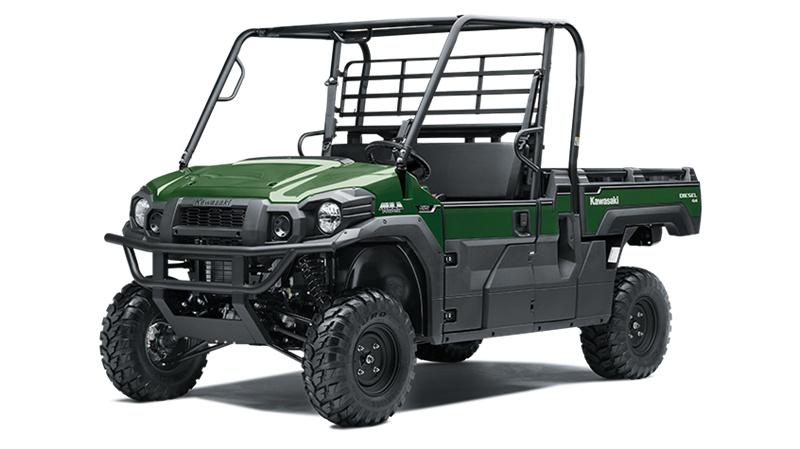 2022 Kawasaki MULE PRO-DX EPS Diesel. Frais inclus+Taxes