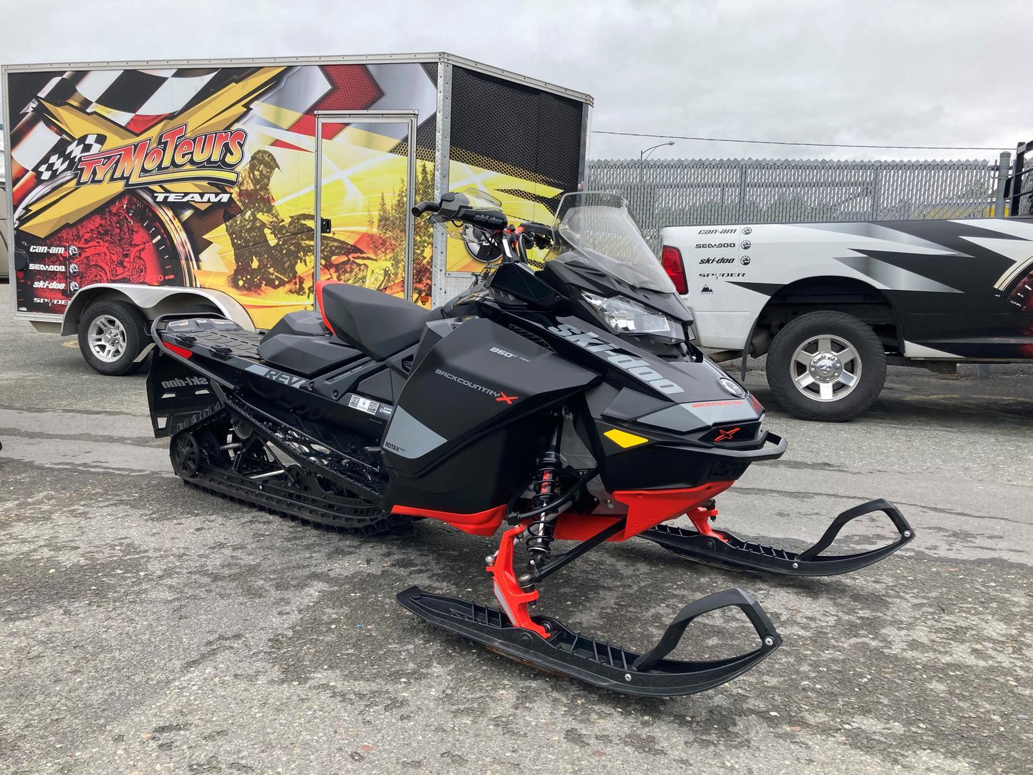 Ski-Doo BACKCOUNTRY X  850 2020