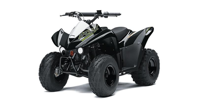 2022 Kawasaki KFX90 Frais inclus+Taxes
