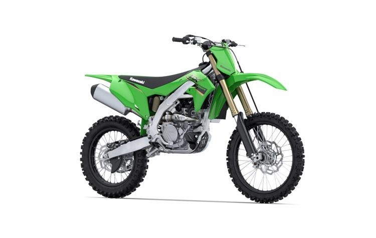 2022 Kawasaki KX250X Frais inclus+Taxes