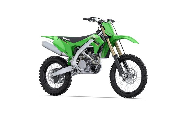 2022 Kawasaki KX450X Frais inclus+Taxes