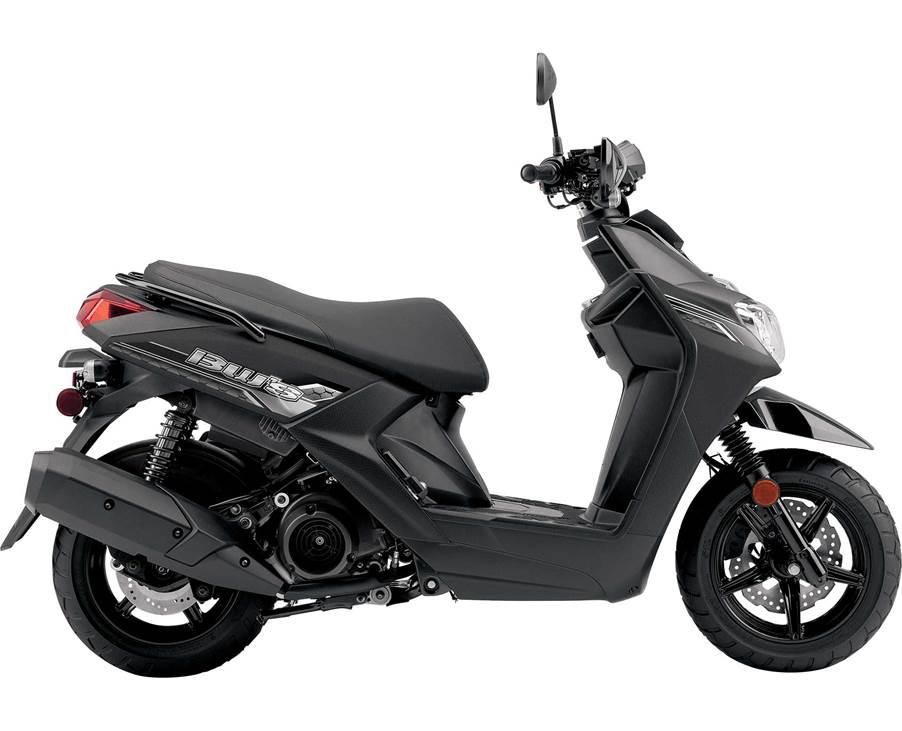 2021 Yamaha BWs125 Frais inclus+Taxes