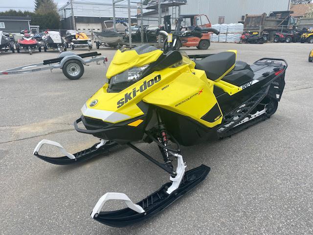 2020 Ski-Doo Backcountry X 850 E-Tec