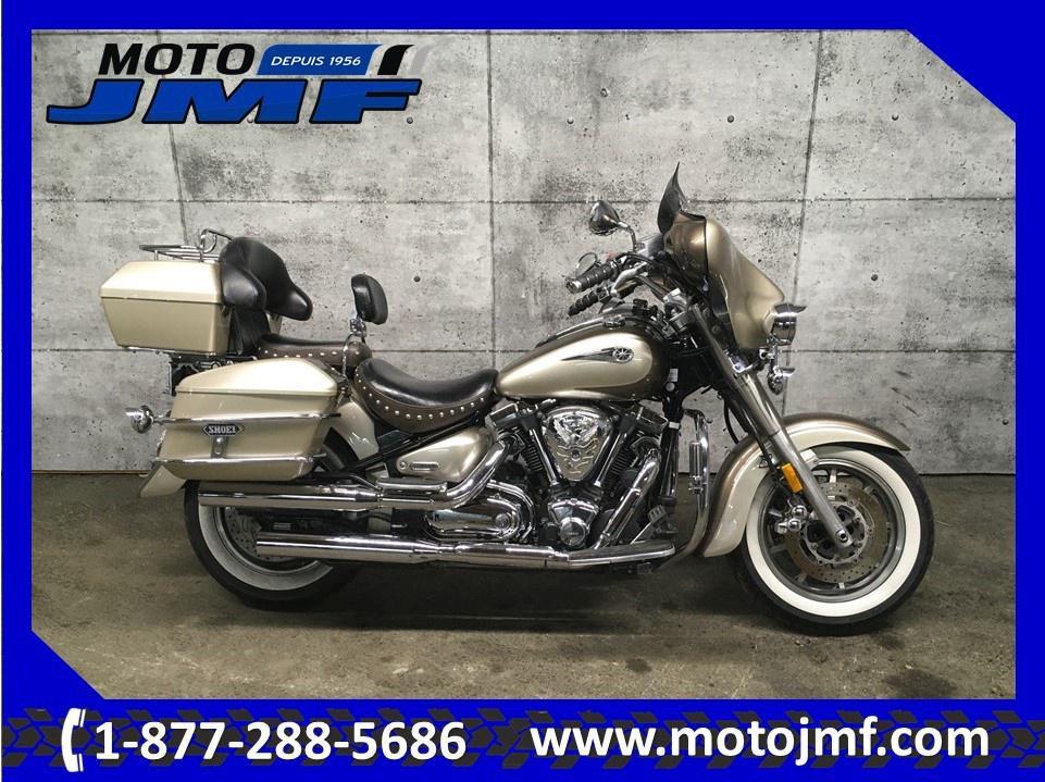 2004 Yamaha Road Star Silverado  XV1700 st:17655