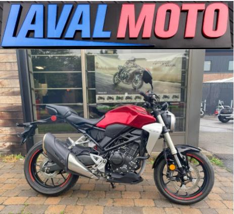 2019 Honda CB300RA ABS
