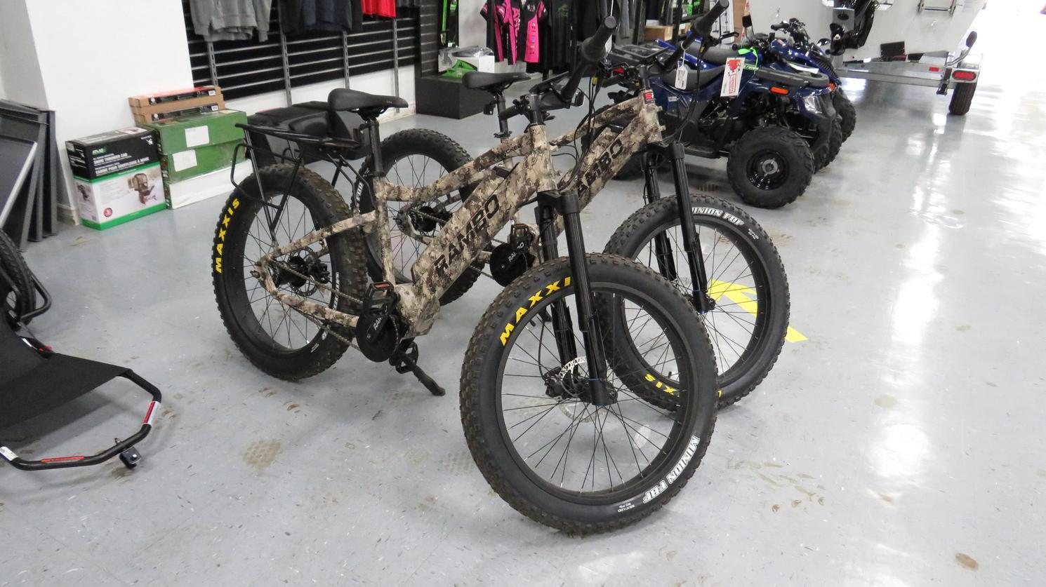 Rambo Bikes Bushwacker 2021