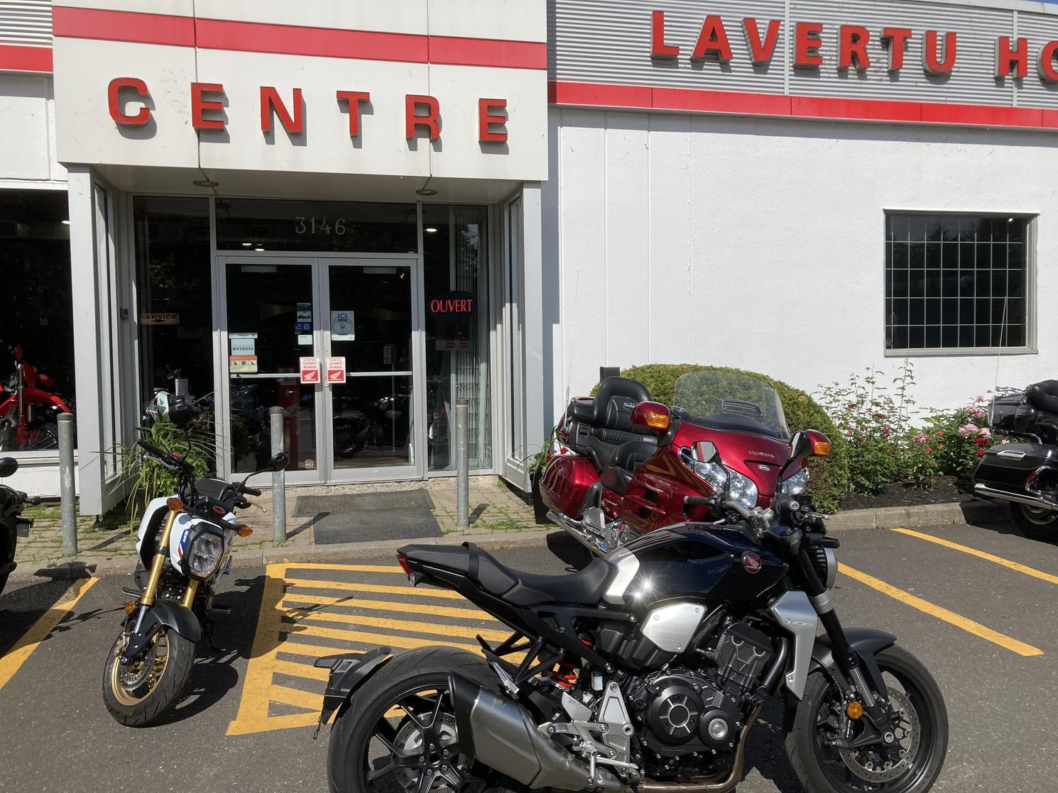 2018 Honda CB 1000 R